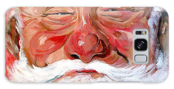 Santa Claus Galaxy Case - Santa Claus by Tom Roderick