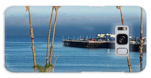 Santa Cruz Beach Galaxy Case