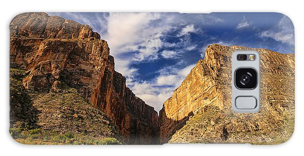 Santa Elena Canyon 3 Galaxy Case