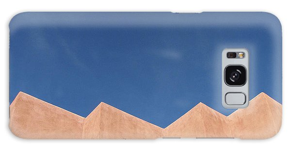 Santa Fe Angles, Blue Sky Galaxy Case