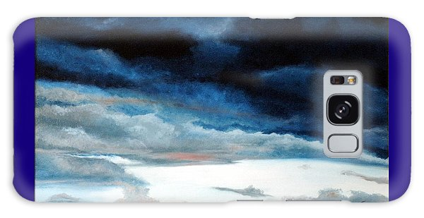 Santa Fe August Morning Monsoon Galaxy Case