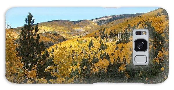 Santa Fe Autumn View Galaxy Case