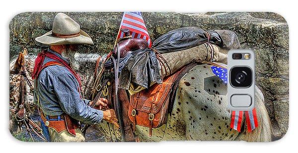 Santa Fe Cowboy Galaxy Case