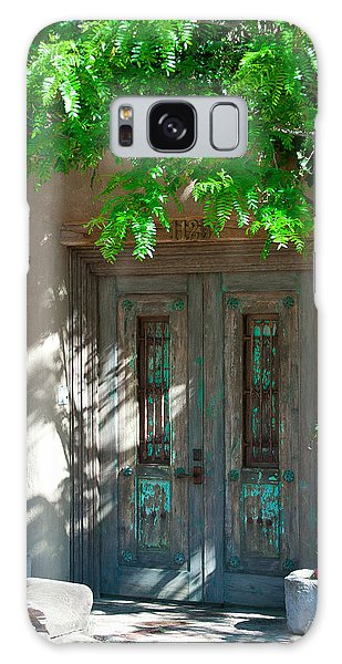Santa Fe Door Galaxy Case