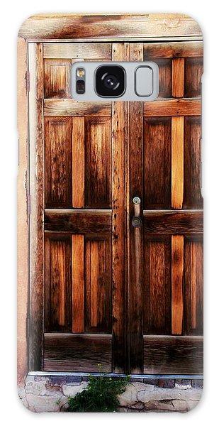 Santa Fe Door Galaxy Case