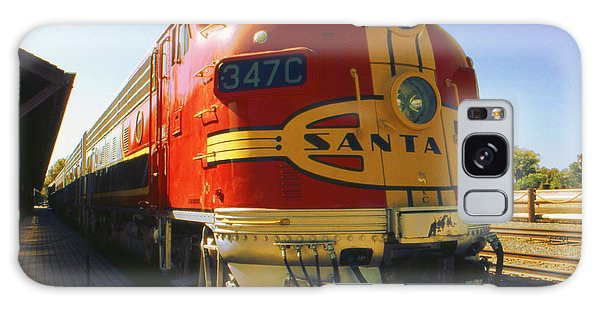 Santa Fe Railroad Galaxy Case by Art America Gallery Peter Potter