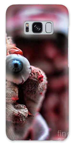 Santa Claus Galaxy Case - Santa Is Watching You by Jasna Buncic