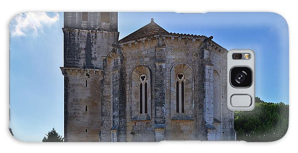 Santa Maria Do Carmo Church In Lourinha. Portugal Galaxy Case