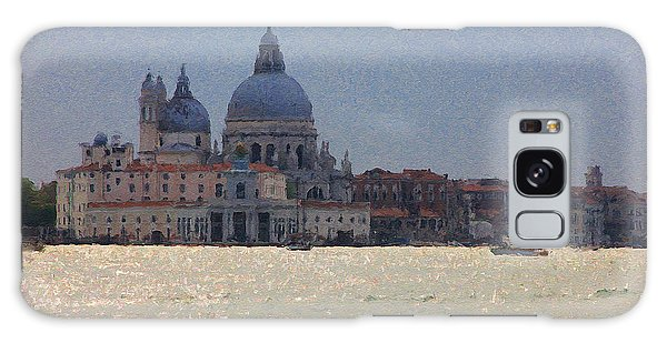 Galaxy Case featuring the digital art Santa Maria Venice by Julian Perry