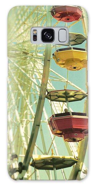 Santa Monica Ferris Wheel Galaxy Case