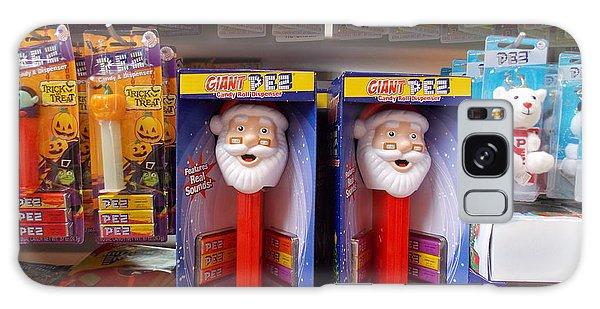 Santa Pez Galaxy Case