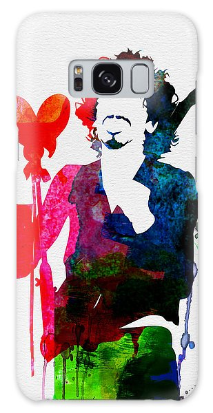 Gypsy Galaxy Case - Santana Watercolor by Naxart Studio