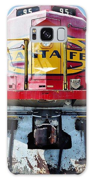 Galaxy Case featuring the photograph Sante Fe Railway by Kyle Hanson