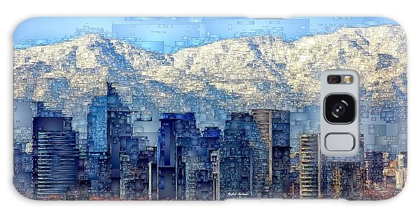 Santiago De Chile, Chile Galaxy Case