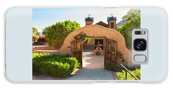 Santuario De Chimayo Galaxy Case