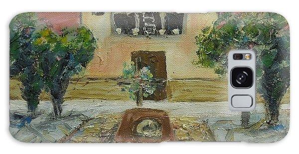 Santuario De Chimayo - Sold Galaxy Case by Judith Espinoza