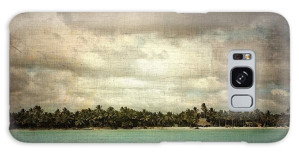 Saona Island , Santo Domingo Galaxy Case