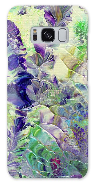 Sapphire Violet Galaxy Case