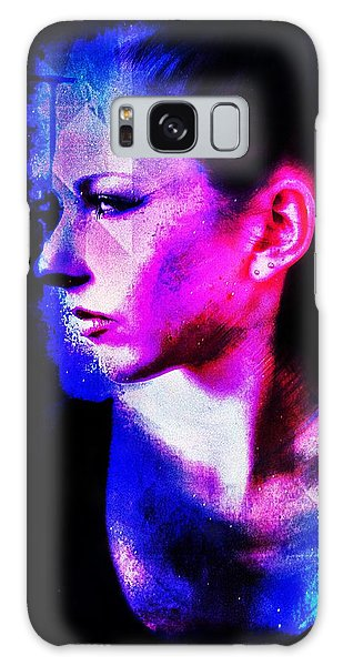 Sarah 2 Galaxy Case