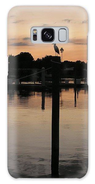 Sarasota Sunset1 Galaxy Case