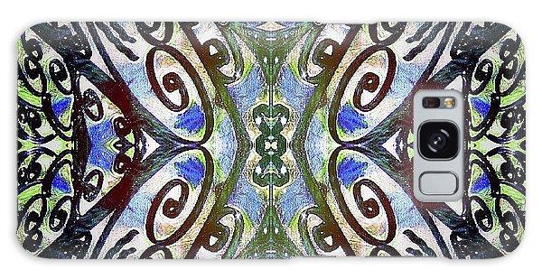 Sarasota Swirls Galaxy Case