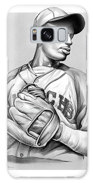 Baseball Galaxy Case - Satchel Paige by Greg Joens