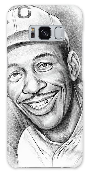 Baseball Galaxy Case - Satchel Paige II by Greg Joens
