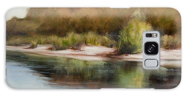 Satilla River Reflections Galaxy Case