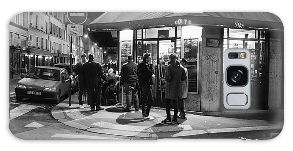Saturday Evening In Paris Galaxy Case