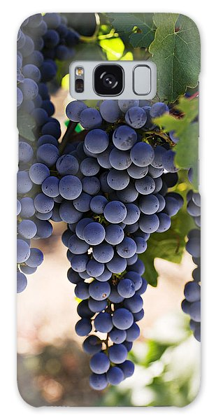 Sauvignon Grapes Galaxy S8 Case