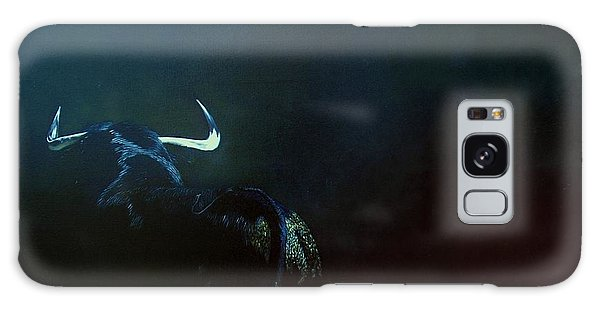 Savage Bull Galaxy Case