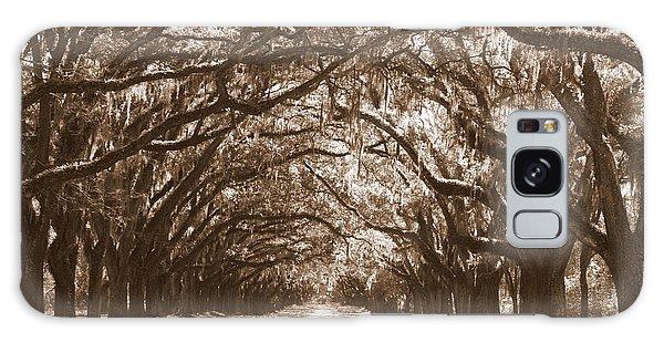 Savannah Sepia - Glorious Oaks Galaxy Case