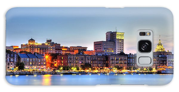 Savannah Skyline Galaxy Case