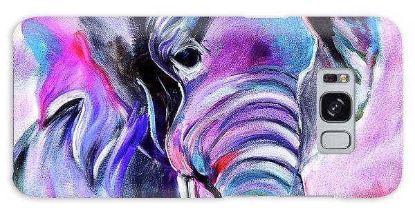 Save The Elephants Galaxy Case