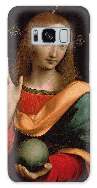 World Religion Galaxy Case - Saviour Of The World by Giovanni Pedrini Giampietrino