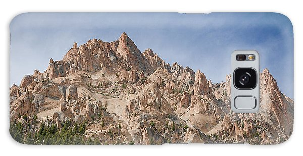 Sawtooth Mountains Galaxy Case