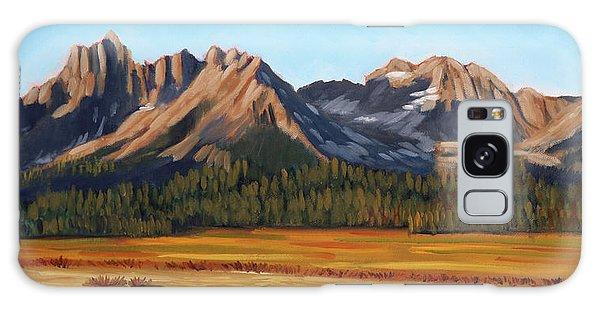 Sawtooth Mountains - Iron Creek Galaxy Case