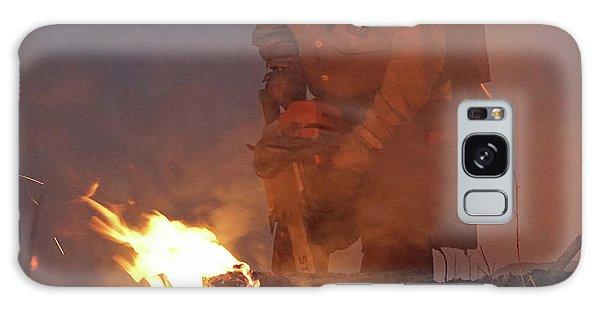 Sawyer, North Pole Fire Galaxy Case