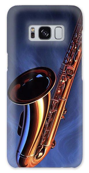 Saxophone Galaxy Case - Sax Appeal by Jerry LoFaro