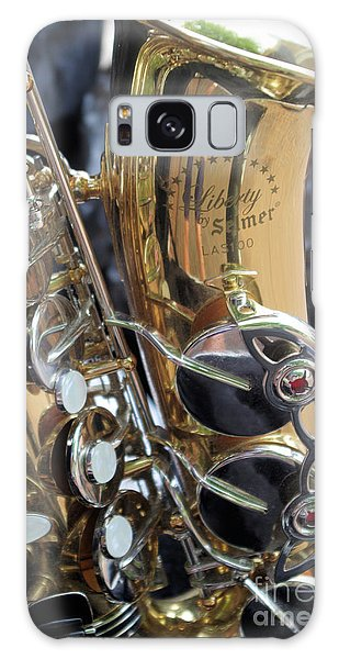 Sax In The City Galaxy Case