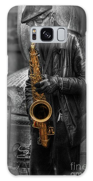 Sax Love Galaxy Case