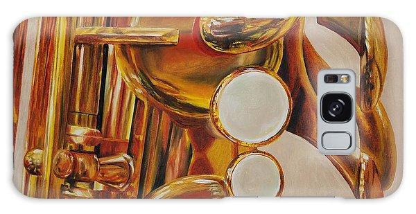 Saxophone Galaxy Case
