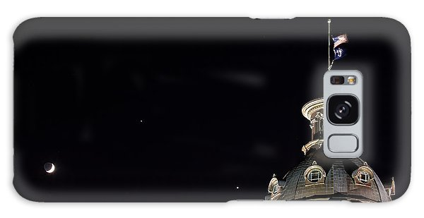 Sc State House Dome And Conjunction Galaxy Case