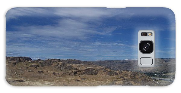 Scablands At Grand Coulee Galaxy Case