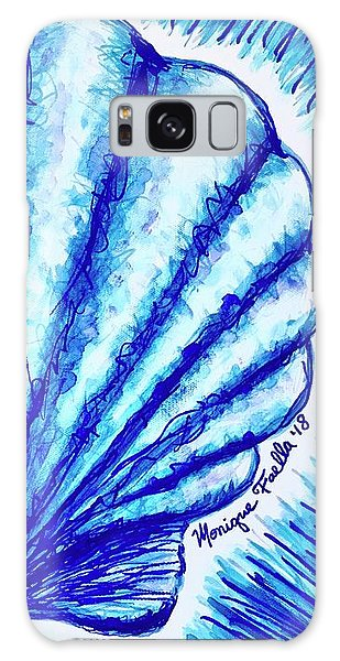 Scallop Galaxy Case