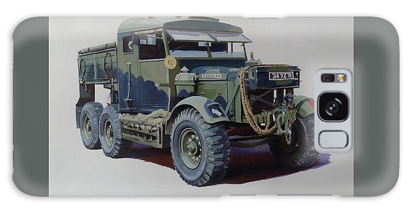 Scammell Pioneer Wrecker. Galaxy Case by Mike  Jeffries