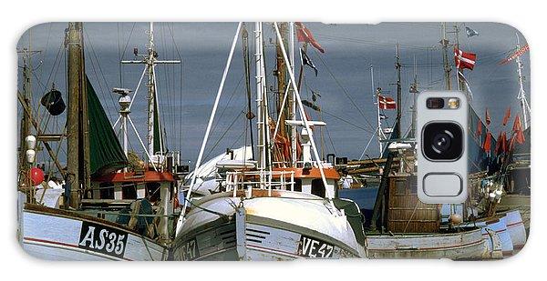 Scandinavian Fisher Boats Galaxy Case