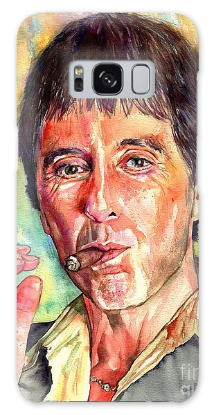 Harlem Galaxy Case - Scarface by Suzann's Art