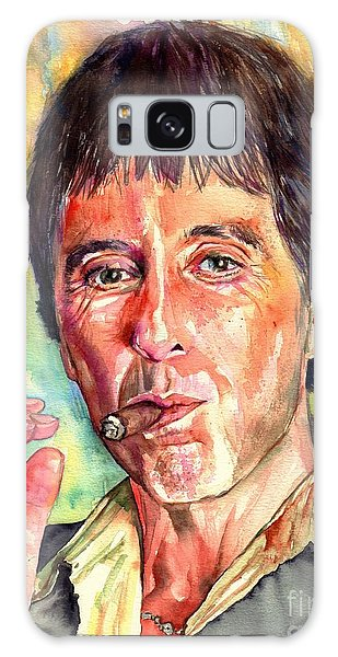 Montana Galaxy Case - Scarface by Suzann Sines