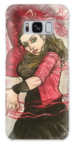 Scarlet Witch  Galaxy Case
